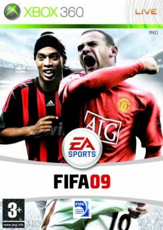 FIFA 09 XBOX 360