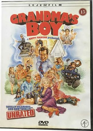 Grandma's Boy Dvd