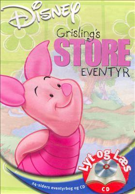 Grisling's Store Eventyr - Lyt og Læs (bog+cd) Disney