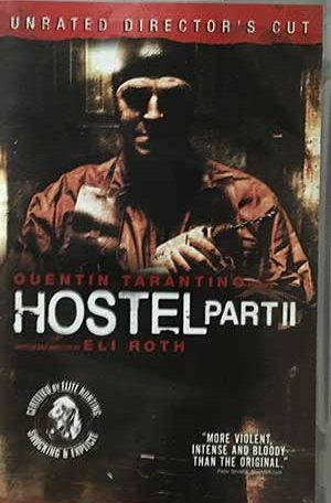 Hostel Part II Unrated PSP UMD Film