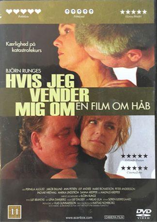 Hvis Jeg Vender Mig Om Dvd film