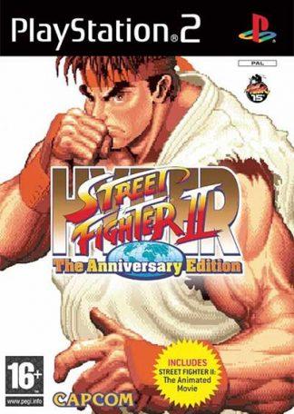 Hyper Street Fighter II PS2