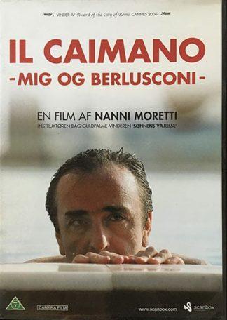 Il Caimano - Mig og Berlusconi Dvd