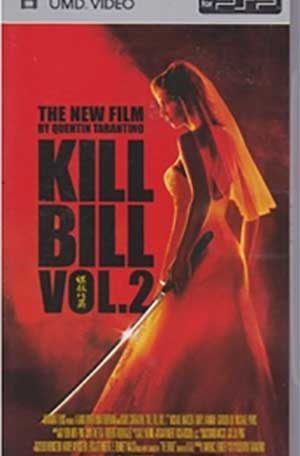 Kill Bill 2 PSP UMD Film