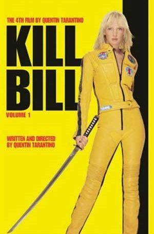 Kill Bill PSP UMD Film