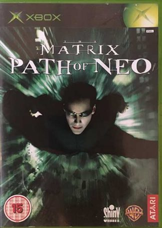 MATRIX Path of Neo XBOX