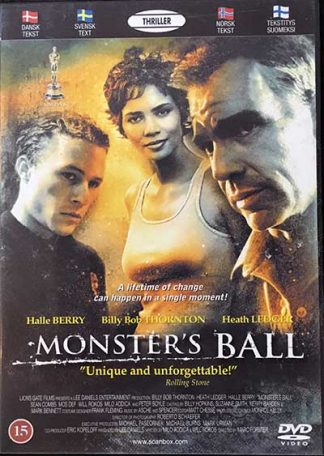 Monster's Ball Dvd