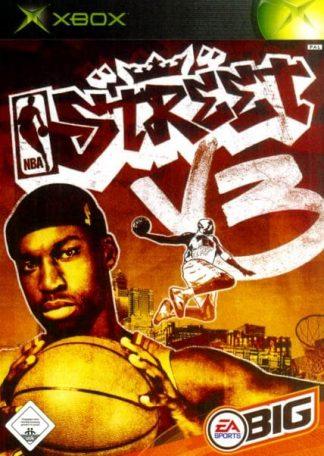 NBA Street 3 XBOX Spil