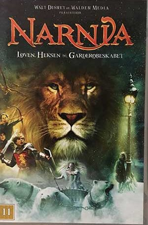 Narnia Løven, Heksen og Garderobeskabet PSP UMD Film