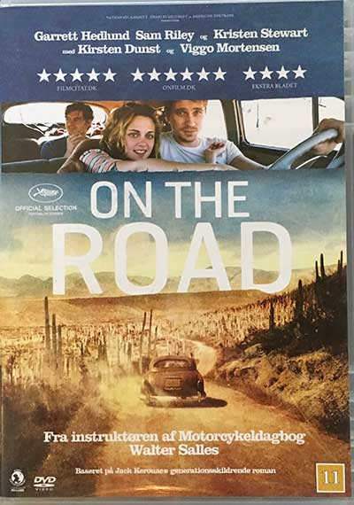 On the Road Dvd film