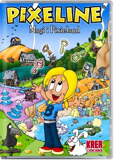 PIXELINE Magi i Pixieland PC Mac
