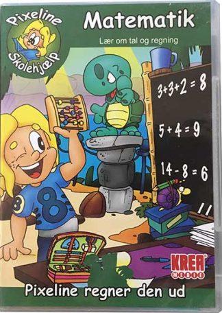 PIXELINE Matematik Lær om tal og regning (nyt) PC/Mac