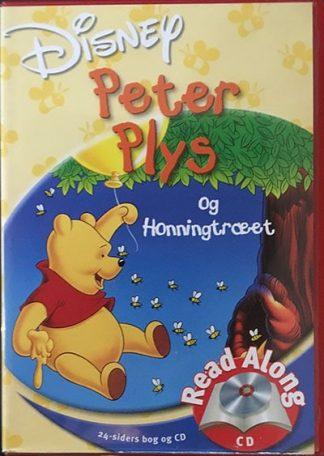 Peter Plys og Honningtræet - Lyt og Læs (bog+cd) Disney