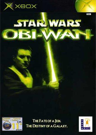 Star Wars Obi-Wan XBOX