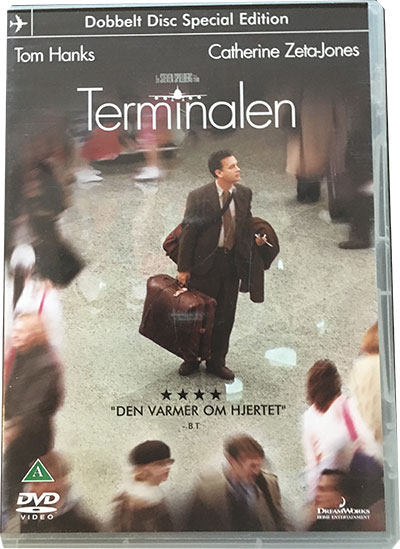 Terminalen Dvd film