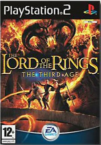 The Lord of the Rings The Third Age PS2 Spil