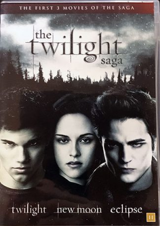 The Twilight Saga Dvd
