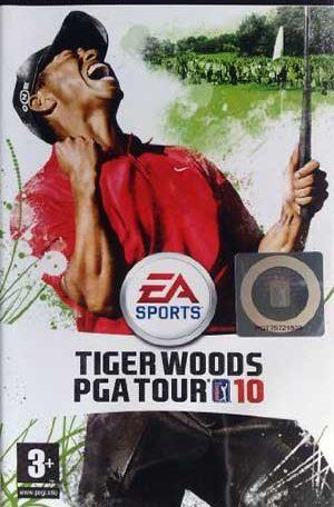 Tiger Woods PGA Tour 10 PSP