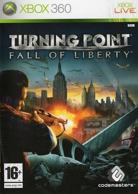 Turning Point Fall of Liberty XBOX 360