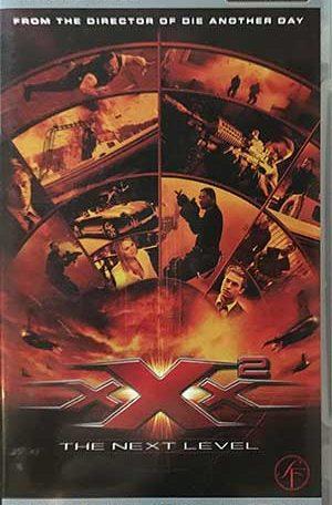 XXX 2 The Next Level PSP UMD Film