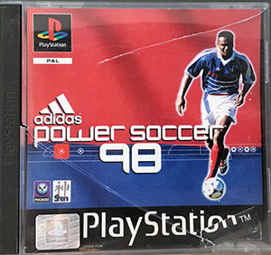 Adidas Power Soccer 98 PS1