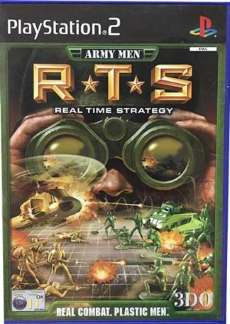 Army Men RTS PS2