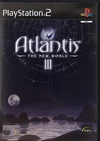 Atlantis III The New World PS2