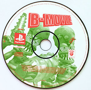 B-Movie PS1