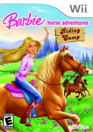 Barbie Horse Adventures Riding Camp Wii