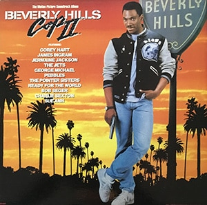 Beverly Hills Cop II Soundtrack LP