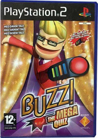 Buzz! The Mega Quiz PS2