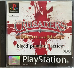 Crusaders of Might & Magic PS1