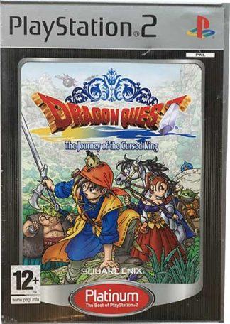 Dragon Quest VIII PS2