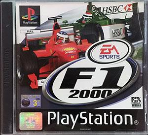 F1 2000 PS1