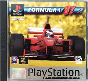 Formula 1 97 platinum PS1