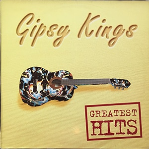 Gipsy Kings Greatest HITS LP