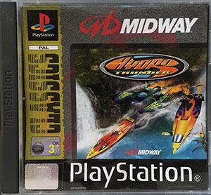 Hydro Thunder PS1