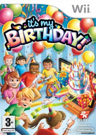 It's My Birthday! Wii