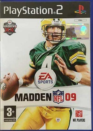Madden NFL 09 PS2