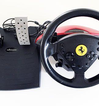 Racer rat pedaler PS2