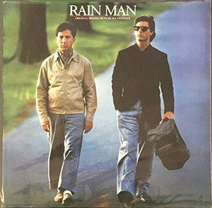 Rain Man Soundtrack LP