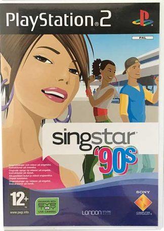 SingStar 90s PS2