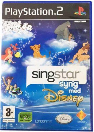 SingStar Syng med Disney PS2