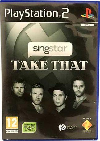 SingStar Take That PS2