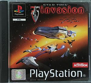 Star Trek Invasion PS1