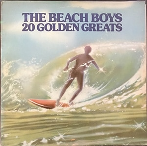The Beach Boys 20 Golden Greats LP