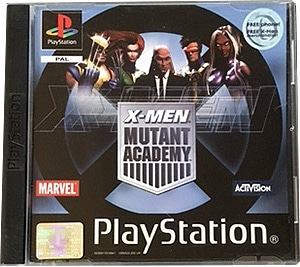 X-Men Mutant Academy PS1