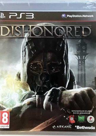 Dishonered PS3
