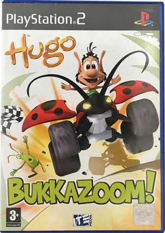 Hugo Bukkazoom PS2