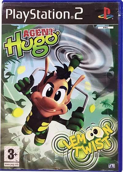 Agent Hugo Lemoon Twist PS2